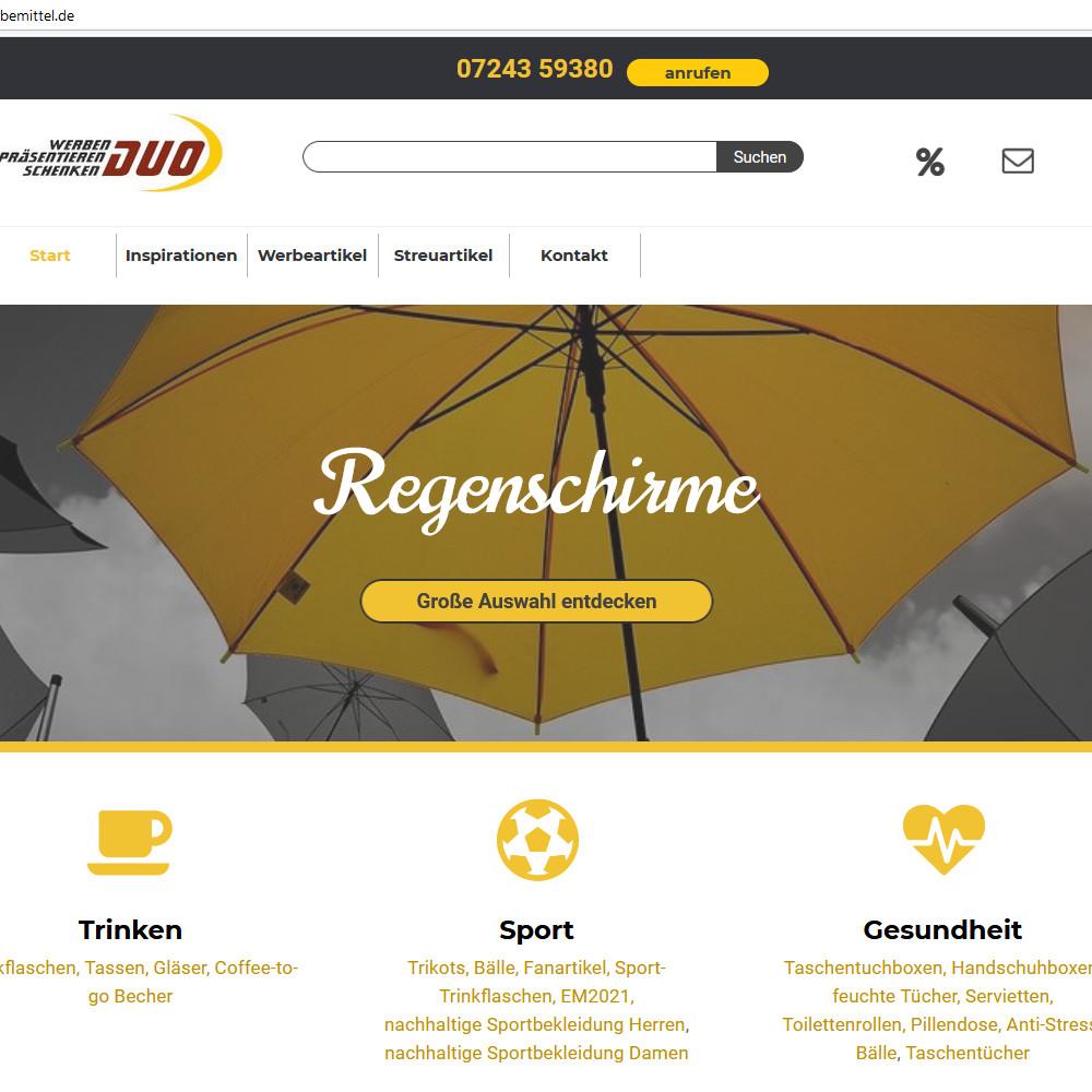 Referenz-DUO-Werbemittel.jpg – IMC Institut für Marketing und Controlling