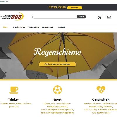 Referenz-DUO-Werbemittel.jpg - IMC Institut für Marketing und Controlling