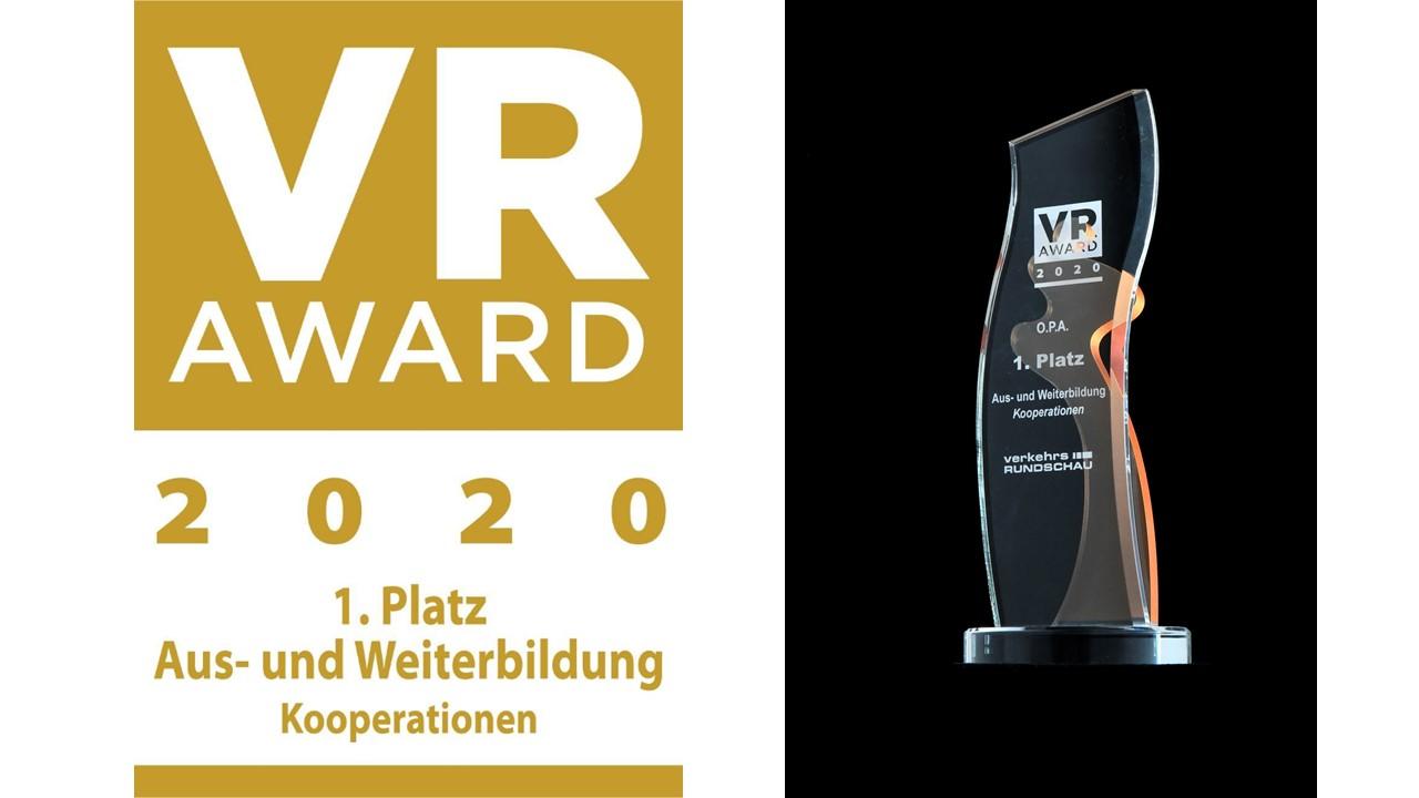 VR Award 2019.jpg – Spedition Peter Janssen oHG