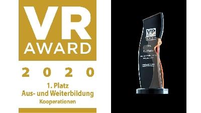 VR Award 2019.jpg - Spedition Peter Janssen oHG