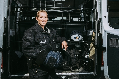 BPOL_Bereitschaft_Drewitz_Imagefilm19.jpg - Bundespolizei, Einstellungsberatung Bunde