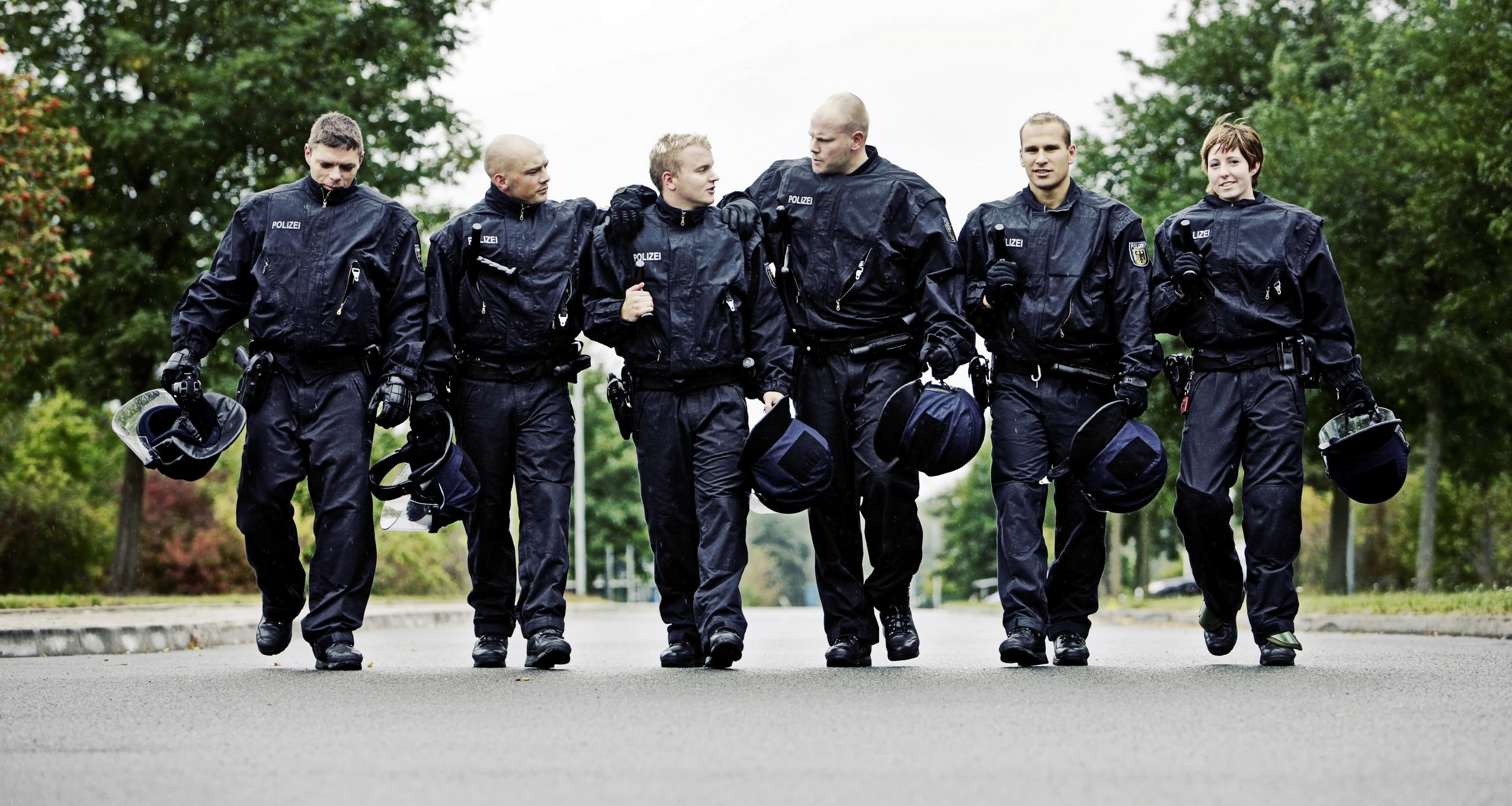 Bpol_Bereitschaft_091002_photothek_079_kl.jpg – Bundespolizei, Einstellungsberatung Bunde