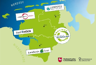 Landkarte.JPG - Bildungsregion Ostfriesland