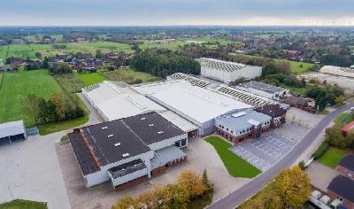 Bild Firma.jpg - TS Aluminium Profilsysteme GmbH & Co. KG