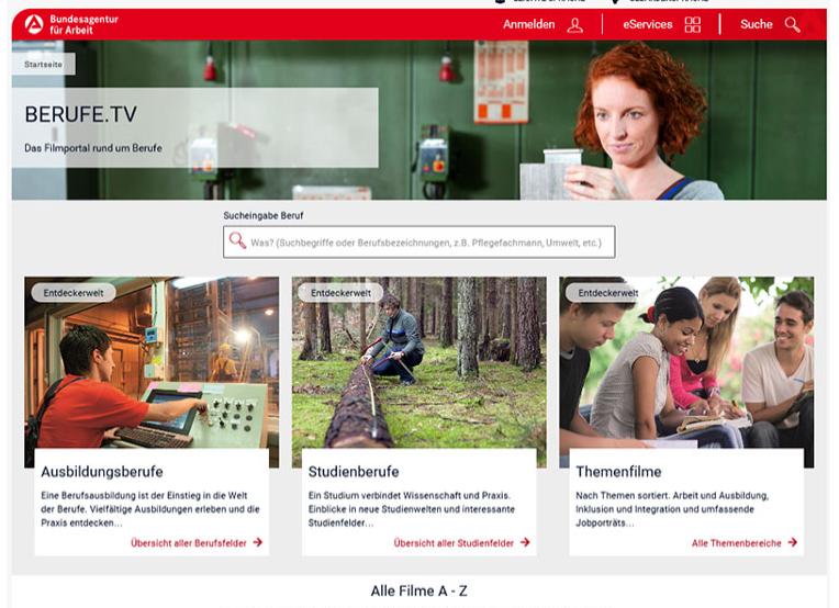 BerufeTV.PNG – Agentur für Arbeit Emden-Leer